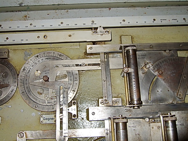 Bildet viser en detalj fra regnebordet under punkt 3.